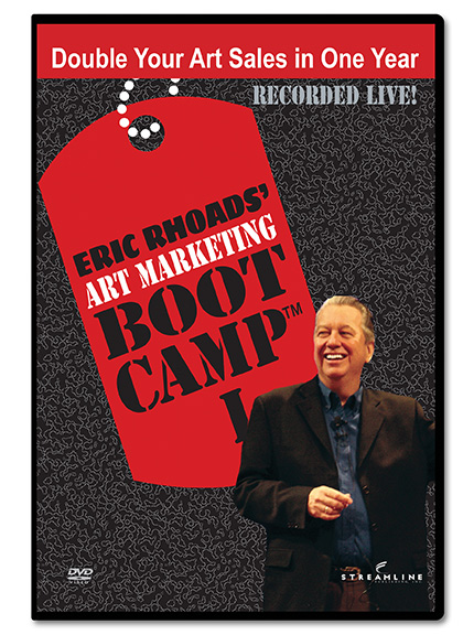 Eric Rhoads' Art Marketing Boot Camp I