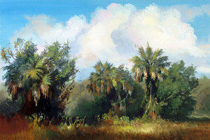 """Florida Scene,"" by Keith Gunderson"