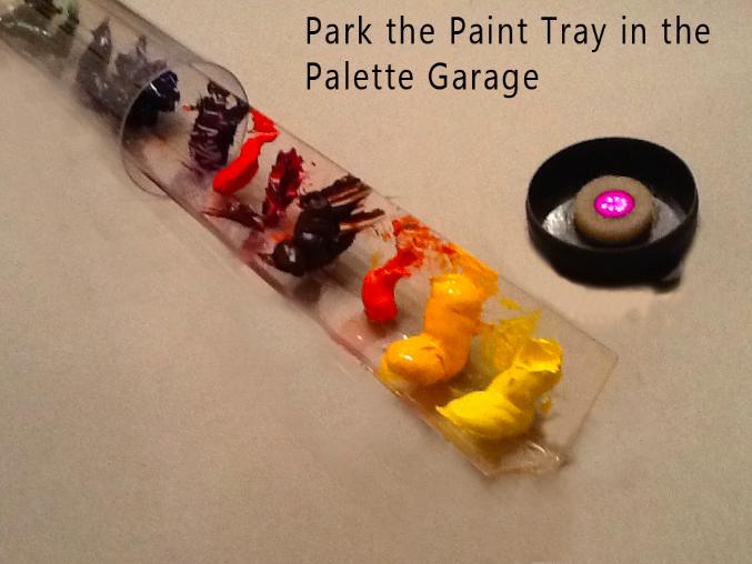 The Palette Garage