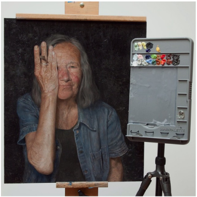 John David Kassan's Parallel Palette places your color mixing in the same light as your painting.
