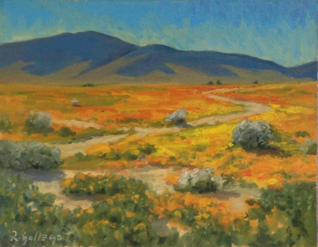 """""""Poppies,"""" by Rich Gallego"""