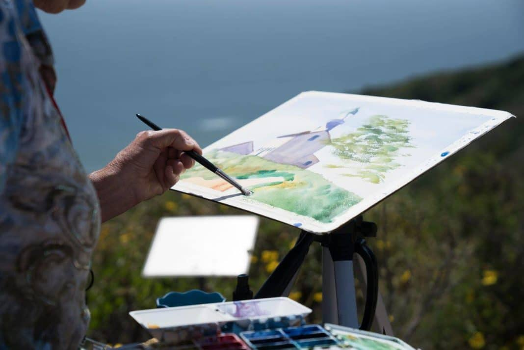 Plein Air Painting Events