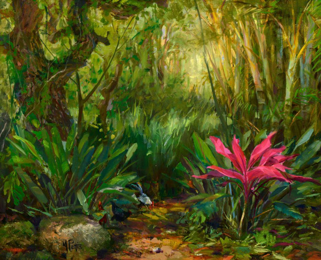 5 Plein Air Paintings from Hawaii | OutdoorPainter.com