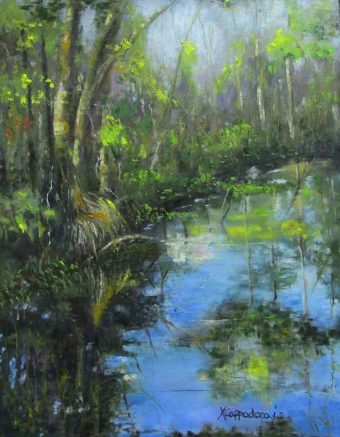 Plein air events for artists