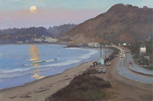 Plein air paintings by John Cosby - OutdoorPainter.com