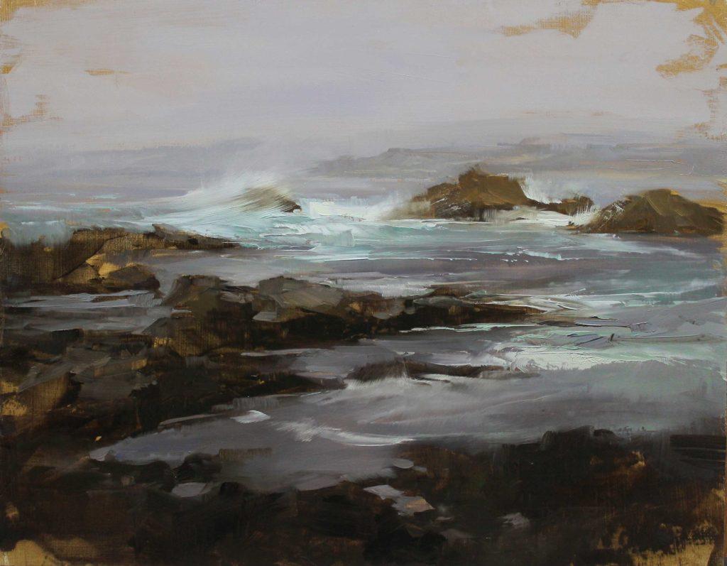 Lindsey Kustusch plein air painting