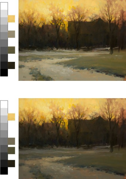 Color value for artists - OutdoorPainter.com