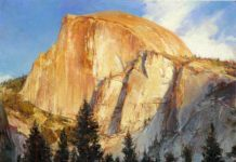 How to paint landscapes - Thomas Jefferson Kitts - OutdoorPainter.com