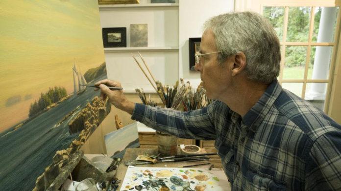 How to paint landscapes - Joseph McGurl - OutdoorPainter.com