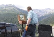 Plein Air Painters of Alaska - OutdoorPainter.com