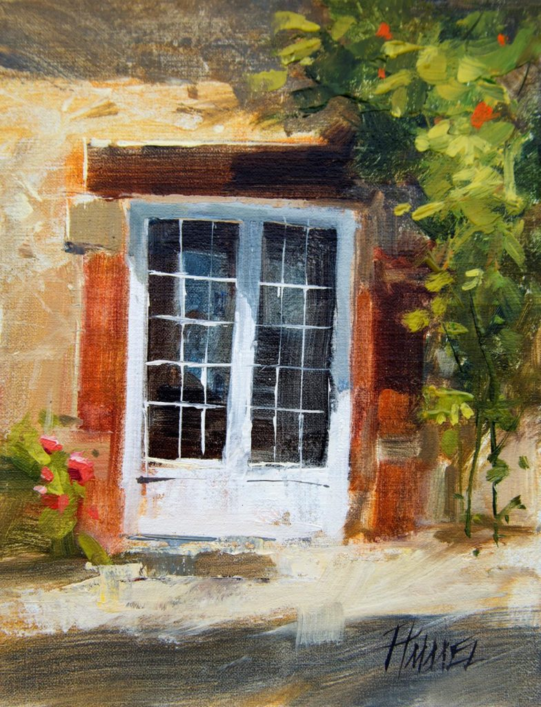 Painting in France - OutdoorPainter.com