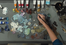 Color Corner: 10 Artists Share What's on Their Palette