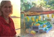 PleinAir Podcast - Molly Siple - OutdoorPainter.com