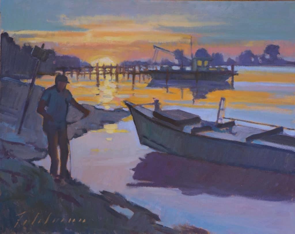 Landscape painting composition - OutdoorPainter.com