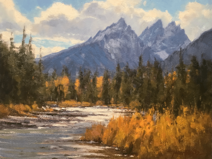 Advice for Artists - Painting Landscapes - OutdoorPainter.com