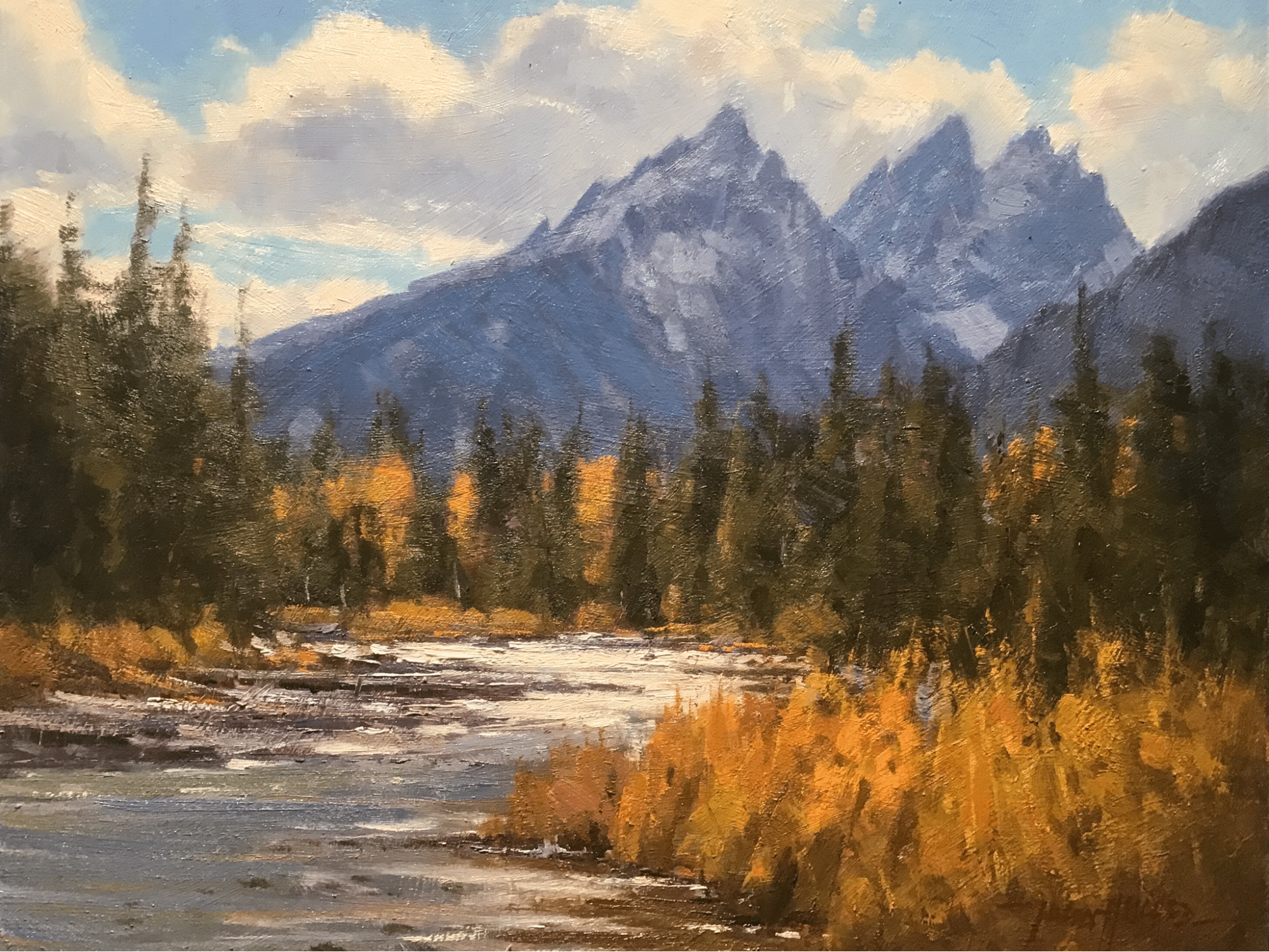 The Worst Way To Learn To Paint Landscapes Outdoorpainter