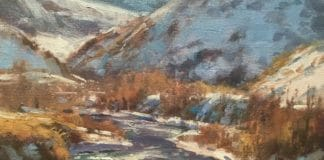How to paint landscapes - John Hughes - OutdoorPainter.com