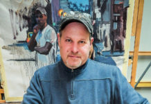 Garin Baker, featured in the PleinAir Podcast with Eric Rhoads, Episode 203