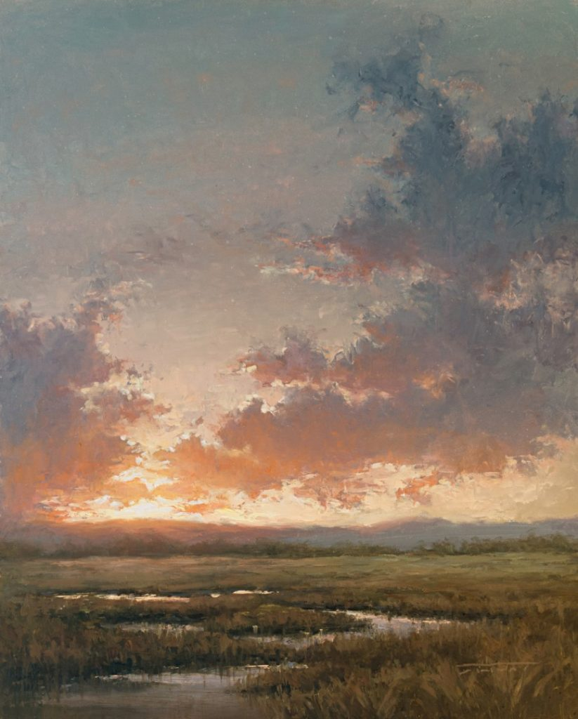 """""""West of Town"""" by Jane Hunt"""
