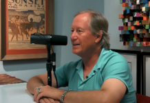 Mark Sublette, featured in the PleinAir Podcast with Eric Rhoads, Episode 214